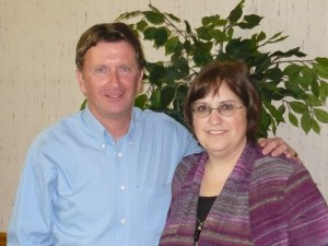 Darrell and Kathy Kuhn