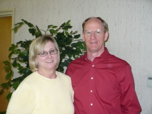 Kevin and Shiela Davidson